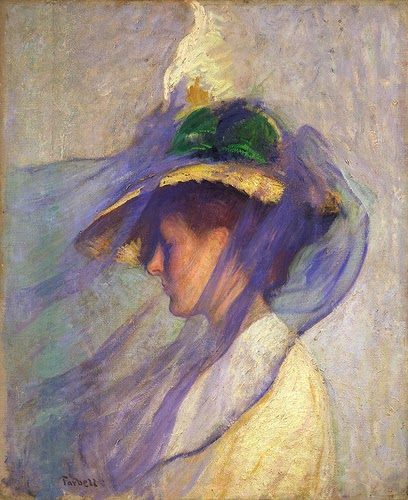 The Bleu Veil by Tarbell